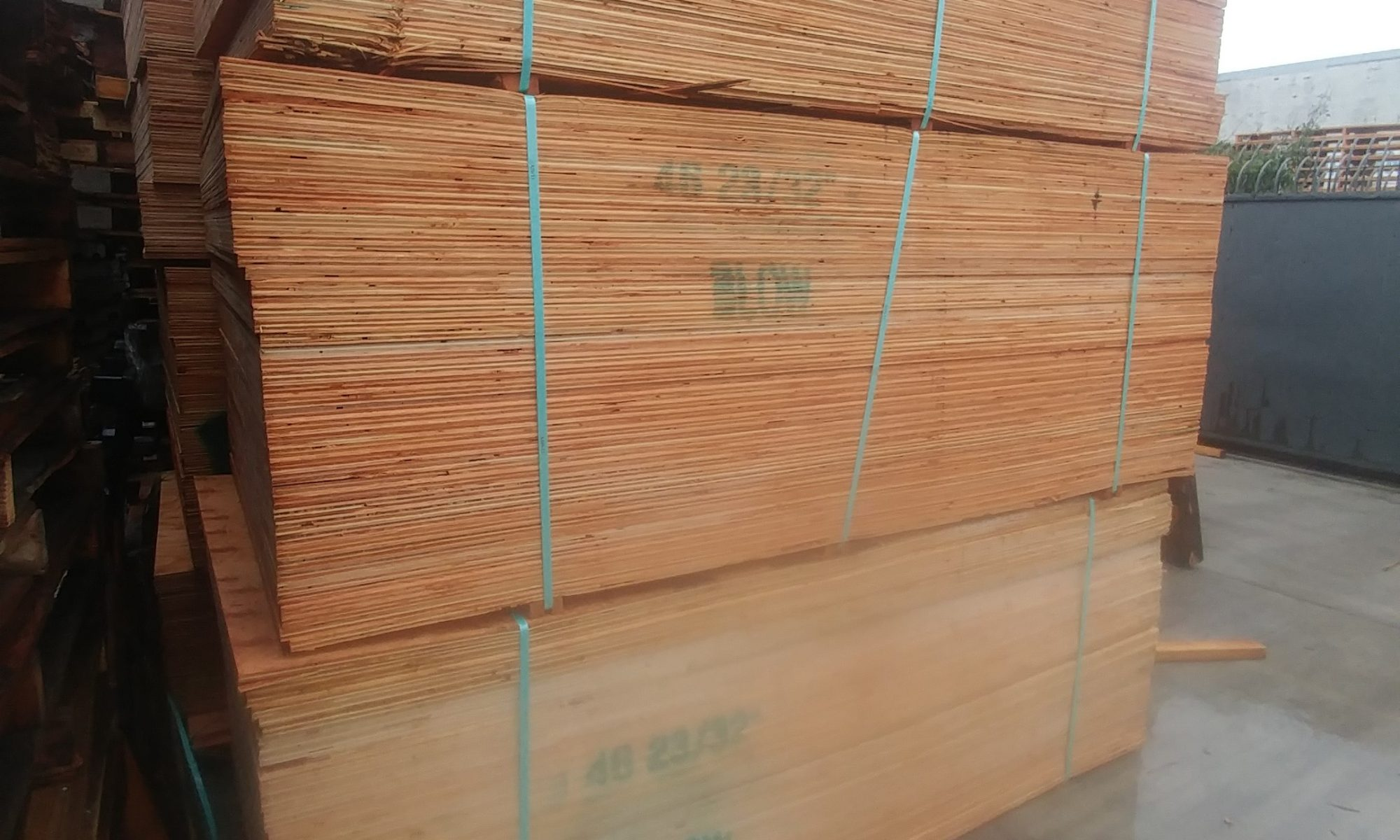 Industrial Plywood Panel