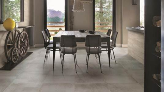 12 x 24 Metallo Grey B-Grade Tile view two