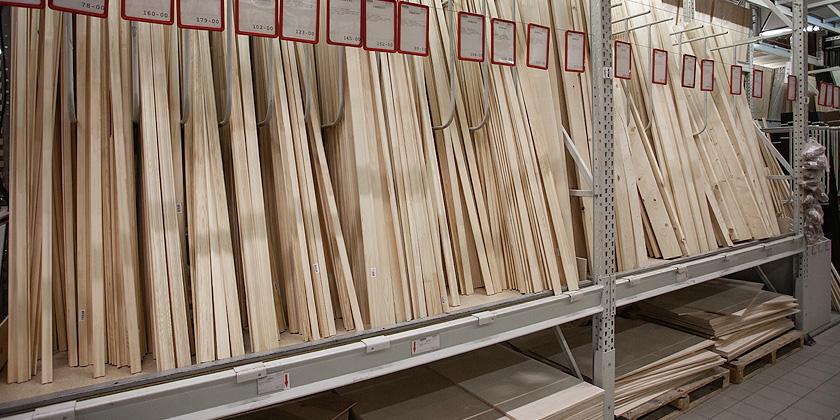 OSB Lumber