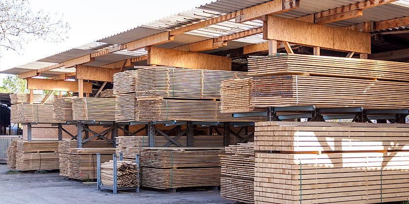 B-Grade Wood Supplier