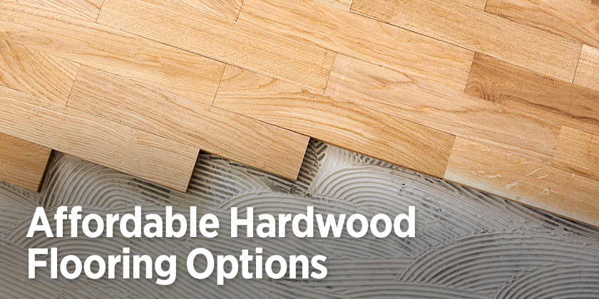 Affordable B-Grade Hardwood Flooring Options