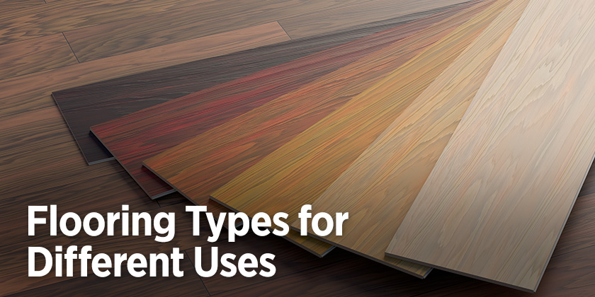 Pros and Cons of Laminate, Vinyl, and Hardwood Flooring