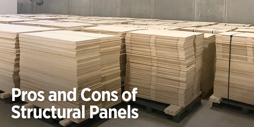 OSB Structural Panels