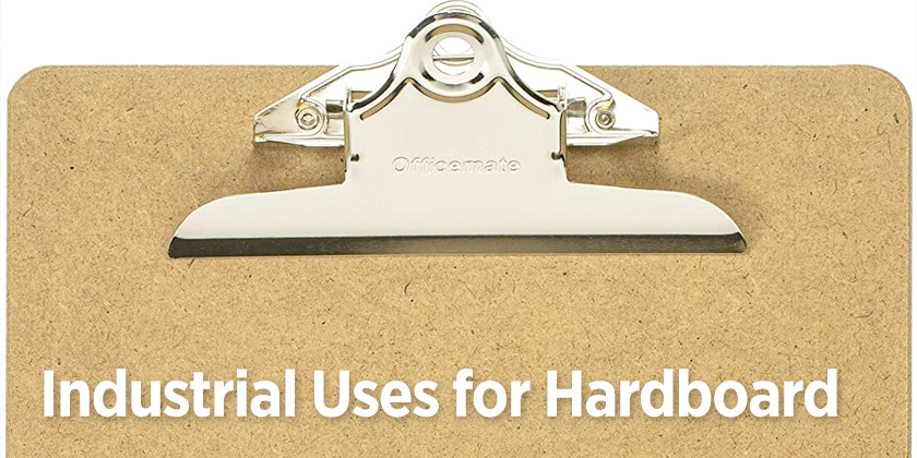 hardboard masonite panels