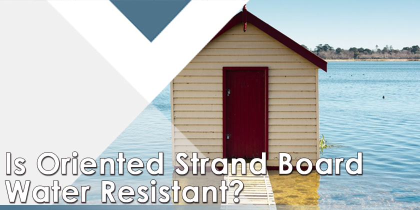 Oriented Strand Board Water Resistant