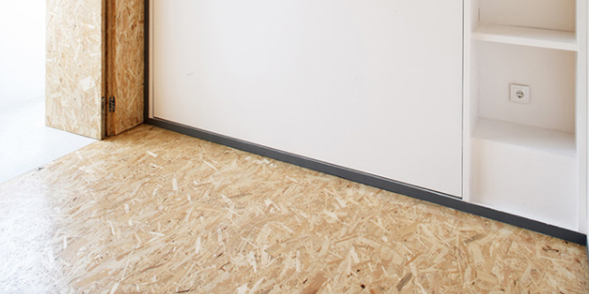 OSB as Flooring
