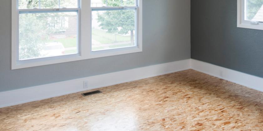 OSB Flooring