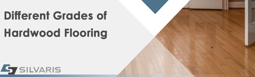 Different Grades of Hardwood Flooring