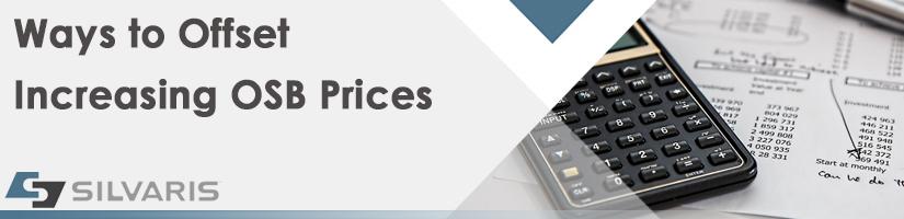 Offset Increasing OSB Prices
